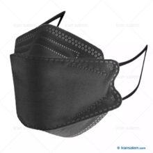 ماسک سه بعدی پنج لایه بوفالو KF94