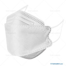 ماسک سه بعدی پنج لایه بوفالو KF94 (25 عدد)
