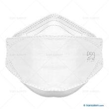 ماسک سه بعدی پنج لایه فست ماسک KF94 (25 عدد)